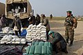 Afghan army, police assist northern Afghan village humanitarian assistance mission provides needed relief, medical supplies DVIDS144976.jpg