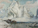 After the Massacre. Study from North Norway (Anna Boberg) - Nationalmuseum - 21314.tif