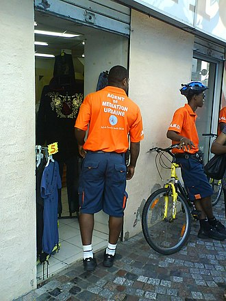 Mediation - Urban mediators in Fort-de-France (Martinique)