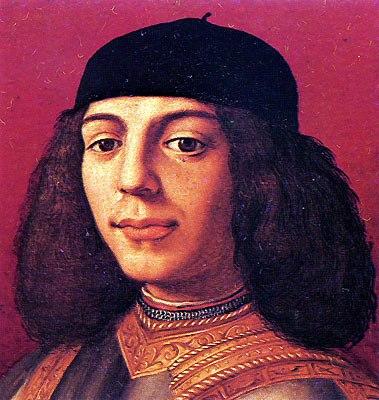 Agnolo Bronzino - Piero il Fatuo