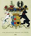 Ahlefeldt Baron von Dehn Wappen 1783 01.jpg