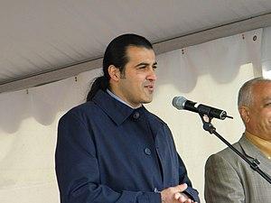 Ahmad Batebi - Image: Ahmad Batebi
