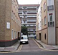 Ainsty Street, Rotherhithe, London, SE16 - geograph.org.uk - 1508920.jpg