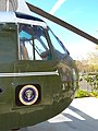 Air Force One Sea King Helicopter - Richard M. Nixon Presidential Library & Birthplace - Yorba Linda, CA - USA (6919715589).jpg