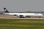 Airbus A340-642 Lufthansa D-AIHU (9330912576).jpg