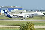Airbus A350-900 XWB Airbus Industries (AIB) MSN 001 - F-WXWB (10498340214).jpg