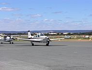 Aircraft at Jandakot 2006 SMC.jpg