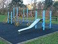 Airplane climbing frame - geograph.org.uk - 1086054.jpg