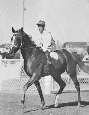 Turnbull Stakes - Ajax II, Dual winner (1938, 1940)