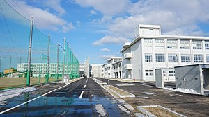 Akita Prefectural Akita Technical High School 20190113.jpg