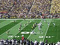Akron vs. Michigan football 2013 01 (Akron on offense).jpg