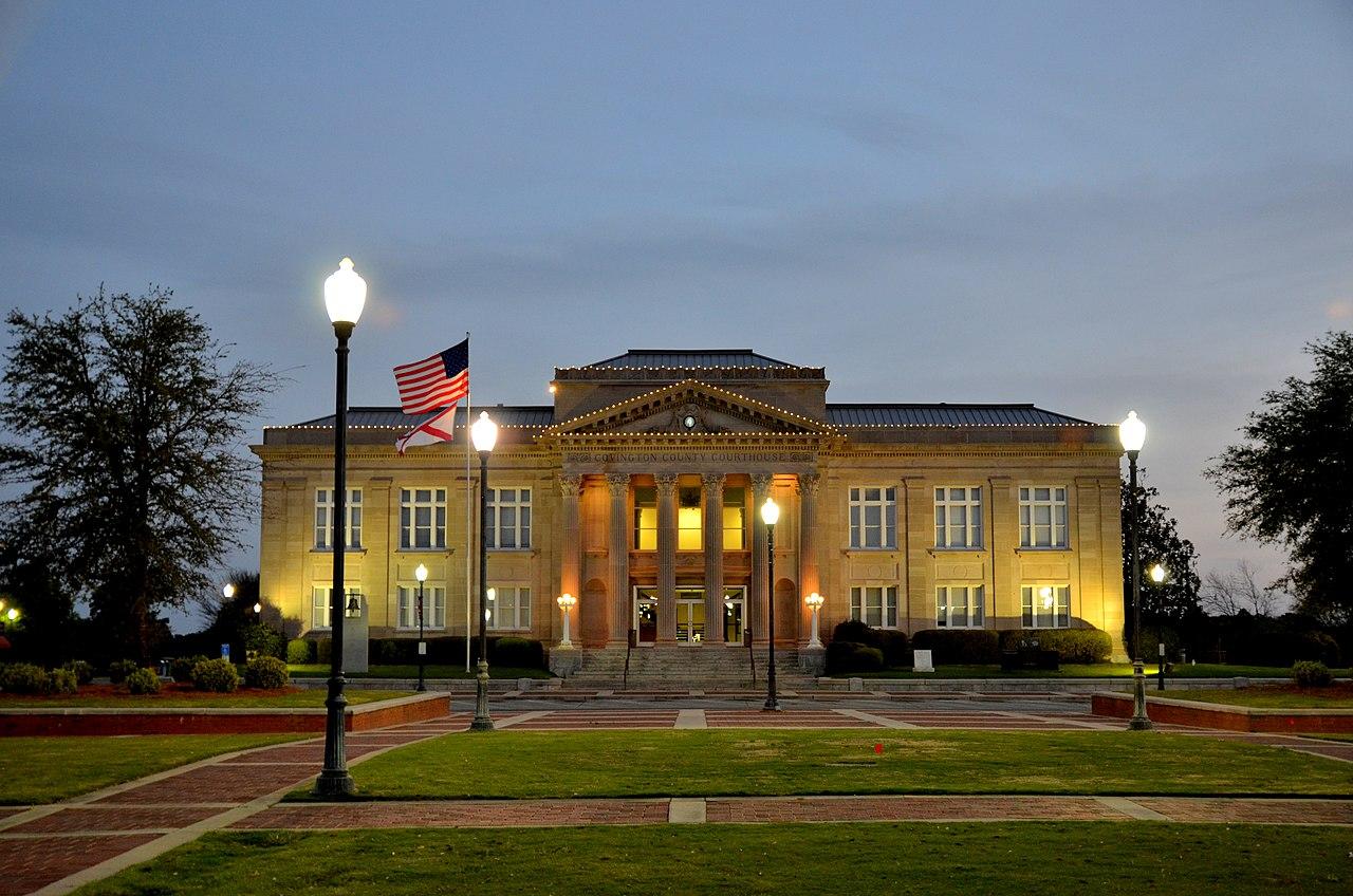 File:Alabama-Covington County Courthouse.jpgbalance of covington county