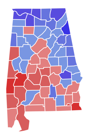 United States Senate election in Alabama, 1962