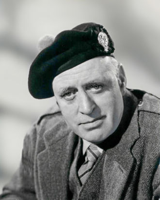 Alastair Sim - Sim as the Laird in Geordie, 1955