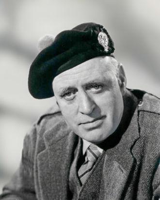 Alastair Sim - Sim as the Laird in Geordie, 1955