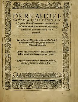 Alberti - De re aedificatoria, 1541 - 2495761 F.jpeg