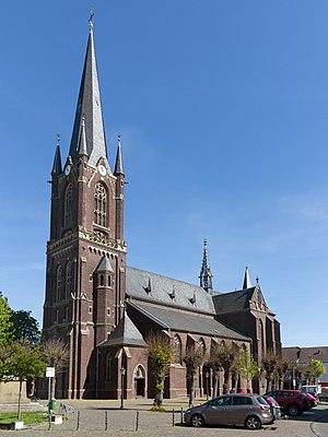 Kerken - Image: Aldekerk, die Sankt Peter und Paul Kirche Dm 32 foto 5 2016 05 05 10.52