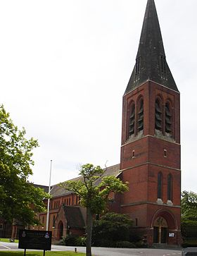 Image illustrative de l'article Cathédrale d'Aldershot