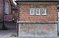 Aleksis Kiven katu 1, 3, Harjun nuorisotalon tiiliseinää sekä ikkunoita - G45527 - hkm.HKMS000005-km0000on4l.jpg