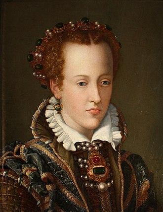 Joanna of Austria, Grand Duchess of Tuscany - Image: Alessandro Allori 033