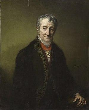 Alexandre Brongniart - Portrait of Alexandre Brongniart by Emile-Charles Wattier, 1847
