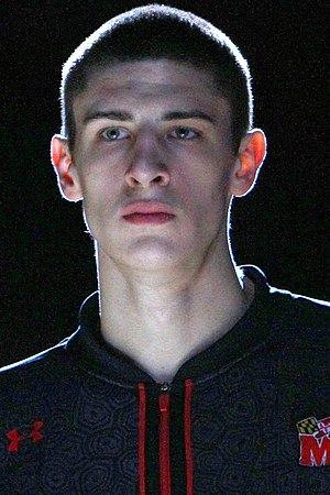 2013 NBA draft - Alex Len was selected fifth by the Phoenix Suns.