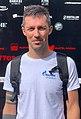 Alexander Serov (directeur sportif Gazprom) au matin de la première étape du Tour de l'Ain 2021.jpg