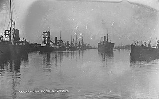 Alexandra Dock, Newport