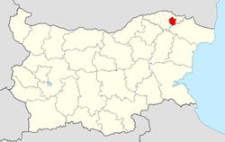 Alfatar Municipality within Bulgaria and Silistra Province.