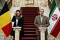 Ali Larijani meets Christine Defraigne 20160427 09.jpg