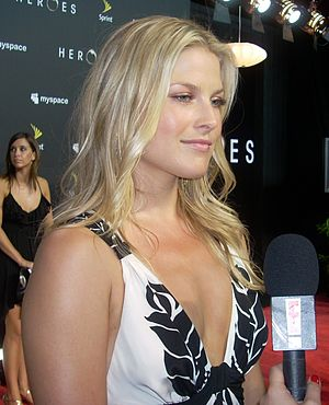 Resident Evil: Extinction - Ali Larter portrayed Claire Redfield, a character that originated from the video game series.