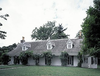 National Register of Historic Places listings in Staten Island - Image: Alice Austen House