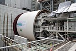 Alice the Tunnel Boring Machine 1950 (10281168256).jpg