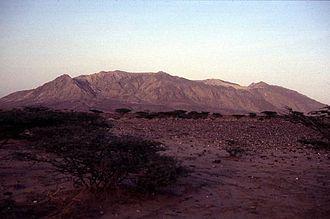 Alid Volcano - Image: Alid volcano