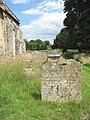 All Saints Church - churchyard - geograph.org.uk - 1400663.jpg