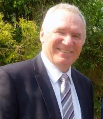 Allan Border - Border in 2014
