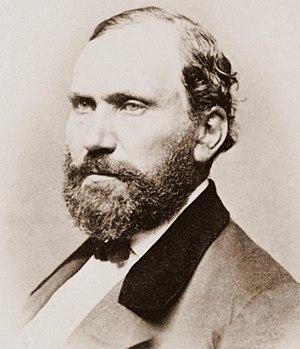 Allan Pinkerton - Portrait of Allan Pinkerton, circa 1861