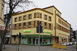 Alleestraße in Duisburg