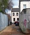 Alley, Charleville Street, Belfast - geograph.org.uk - 764280.jpg