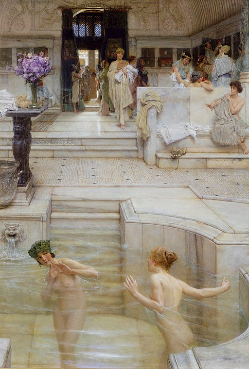 Alma-Tadema A Favourite Custom 1909 Tate Britain