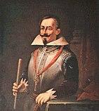 Portrait of Melchor Bravo Saravia