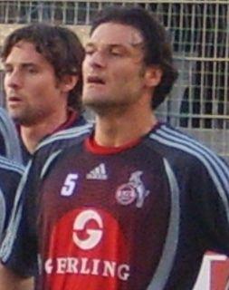 Alpay Özalan Turkish footballer, manager, and politician