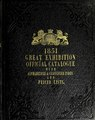 Alphabetical and classified index to the official catalogue of the Great Exhibition of the Works of Industry of all Nations, 1851 - in two parts (IA alphabeticalclas00grea).pdf