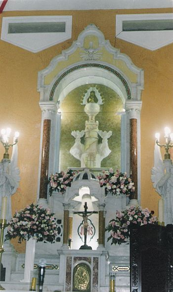 Altar mayor catedral