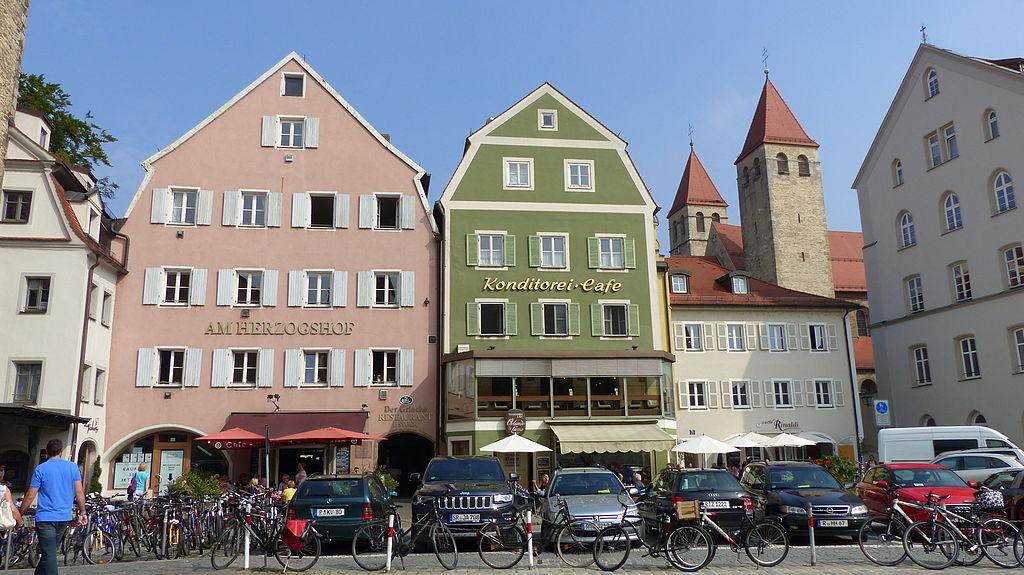 Alter Kornmarkt 1-2-3a Regensburg