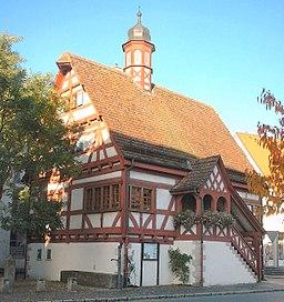 Altes Rathaus in Maichingen