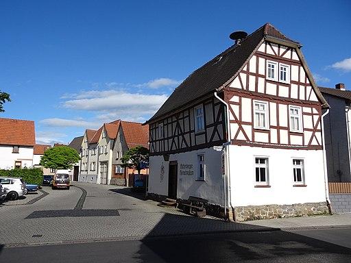 Am Heimatmuseum (Leihgestern) 01