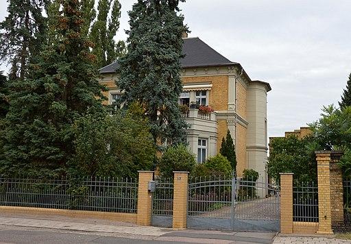 Villa Am alten Bahnhof 34 (Lutherstadt Wittenberg)