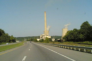 Big Sandy Power Plant Natural gas power plant in Lawrence County, Kentucky
