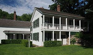 National Register of Historic Places listings in Hennepin County, Minnesota - Image: Ames Florida Stork House